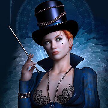 Moulin Rouge Diva by BrittaGlodde
