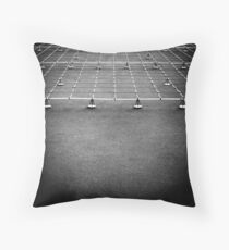 lines__II Throw Pillow