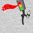 Traffic Light Blues  by o0OdemocrazyO0o