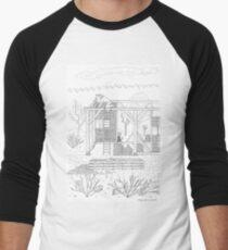 beegarden.works 007 Baseball ¾ Sleeve T-Shirt