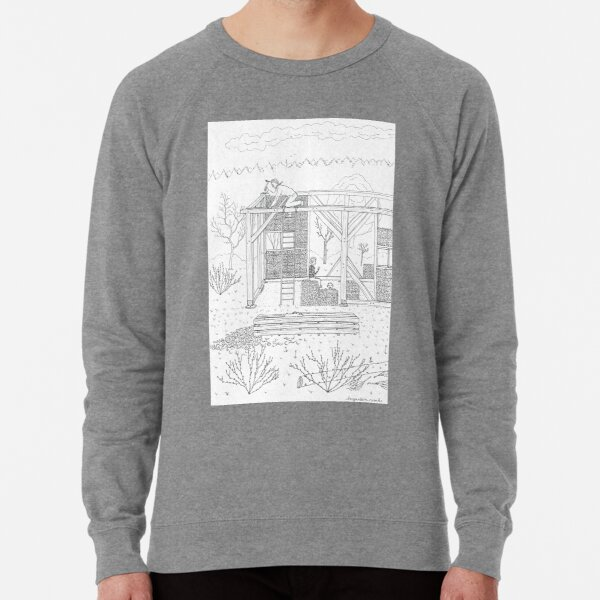 beegarden.works 007 Lightweight Sweatshirt