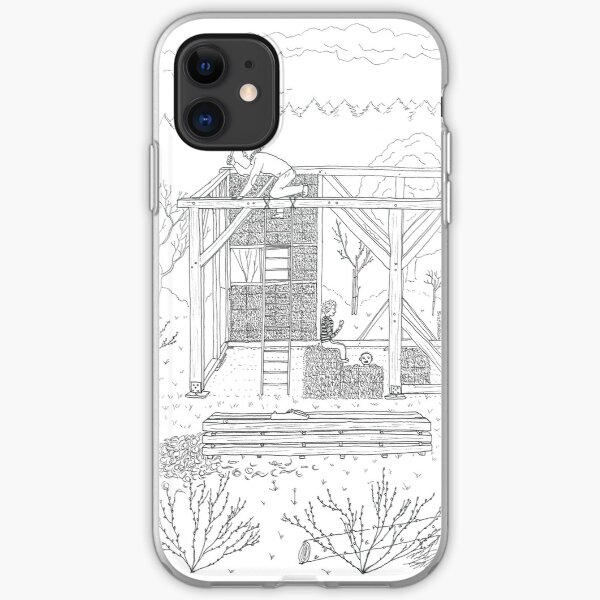 beegarden.works 007 iPhone Soft Case