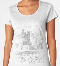 beegarden.works 007 Premium Scoop T-Shirt
