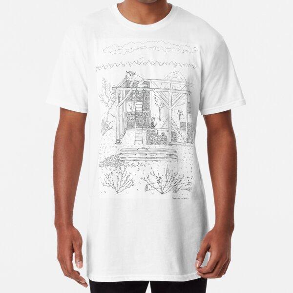 beegarden.works 007 Long T-Shirt