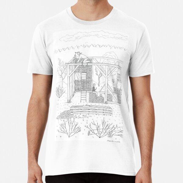 beegarden.works 007 Premium T-Shirt