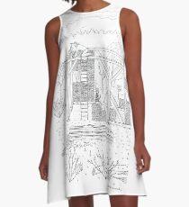 beegarden.works 007 A-Line Dress