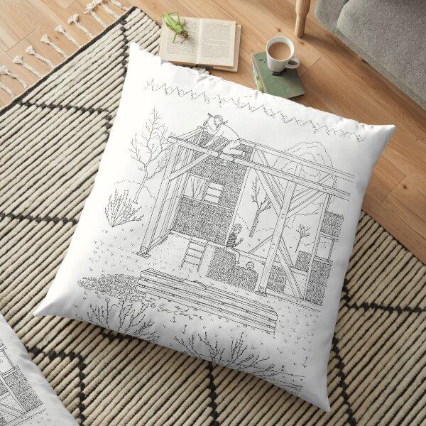 beegarden.works 007 Floor Pillow