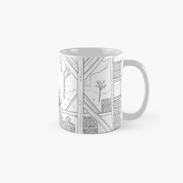 beegarden.works 007 Classic Mug