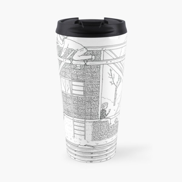 beegarden.works 007 Travel Mug