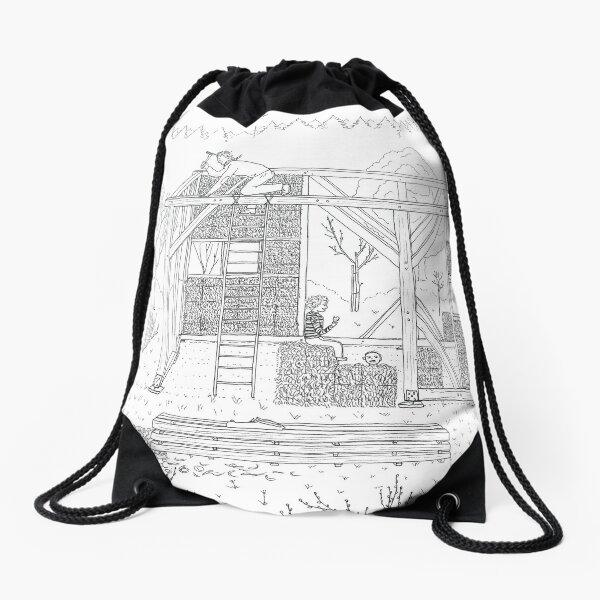 beegarden.works 007 Drawstring Bag