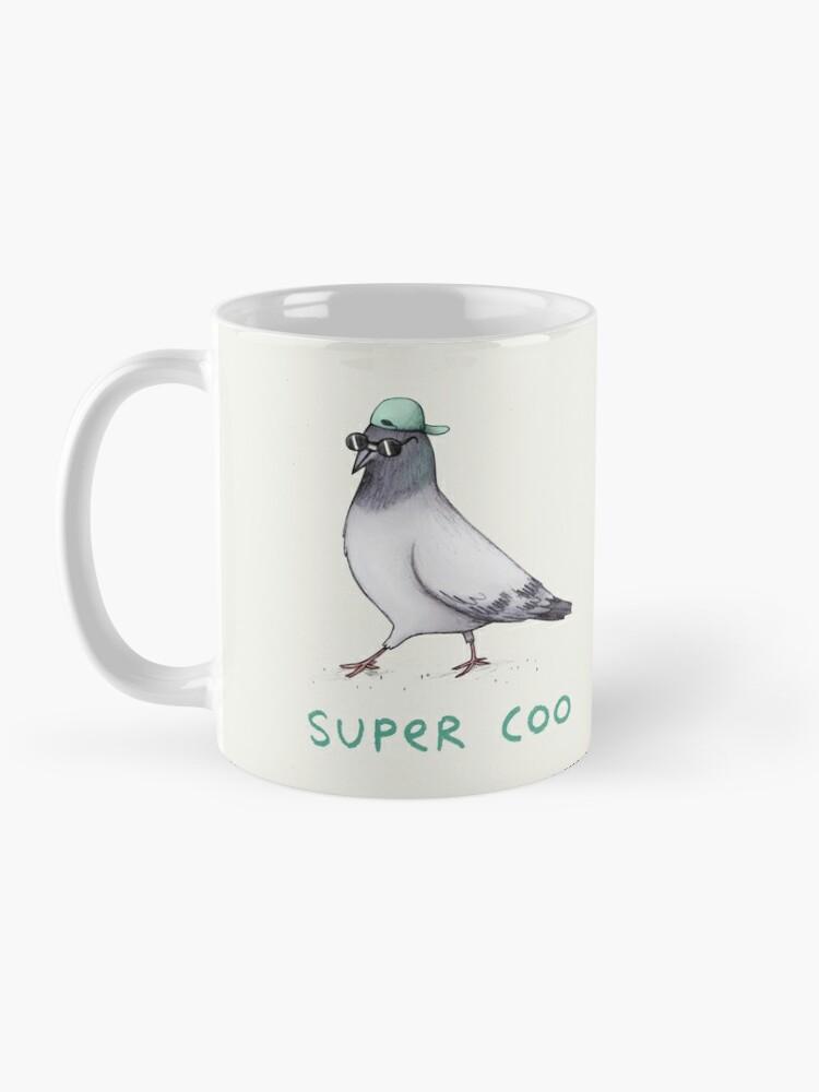 Alternate view of Super Coo Mug