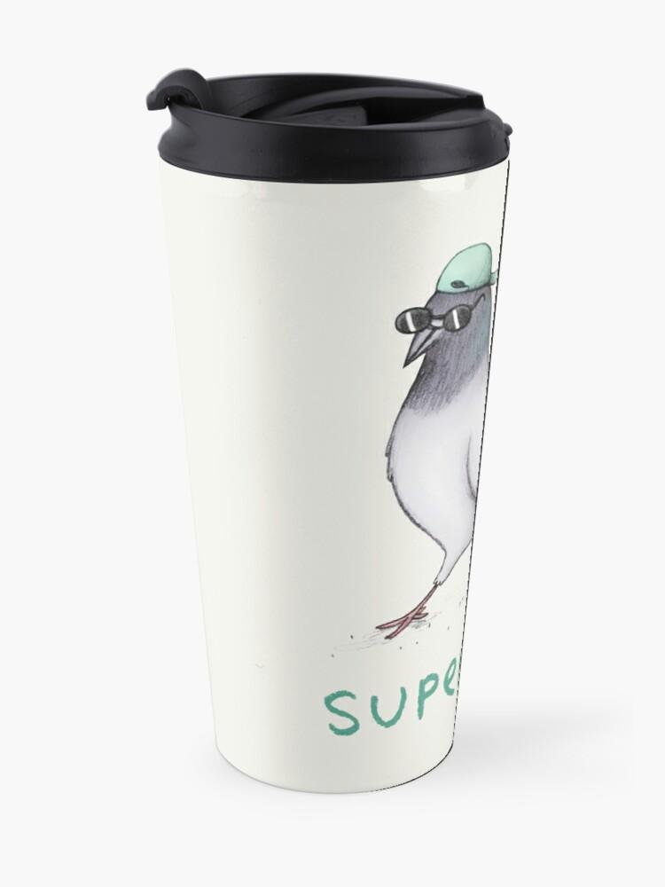 Alternate view of Super Coo Travel Mug