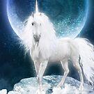 Unicorn - Magic Moon von Gaby Shayana Hoffmann