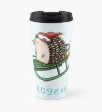 Sledgehog Travel Mug