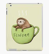 Slioffee iPad-Hülle & Klebefolie