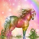 Unicorn - Over the Rainbow von Gaby Shayana Hoffmann