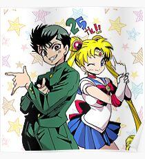 Lovely_Hakusho Poster