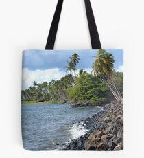 Hawaii Scenery Tote Bag