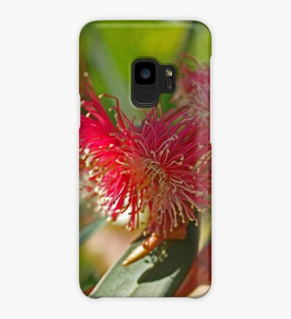 Red Eucalypt Case/Skin for Samsung Galaxy