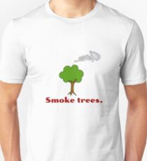 Smoke trees - big shaq T-Shirt