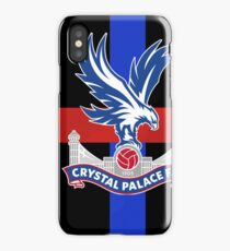 A Cross The Boarders With Crest iPhone Case