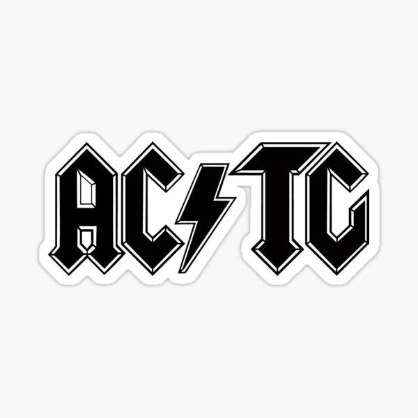 ACTG Sticker
