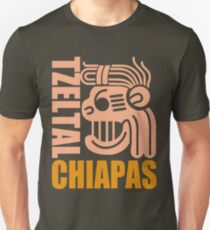 TZELTAL CHIAPAS Unisex T-Shirt