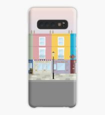 Portobello Road: Cityscape Case/Skin for Samsung Galaxy