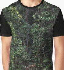 The Greenery of Malaysian Jungle Graphic T-Shirt