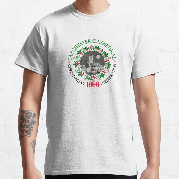 TATCHESTER CATHEDRAL (The Box of Delights) Classic T-Shirt