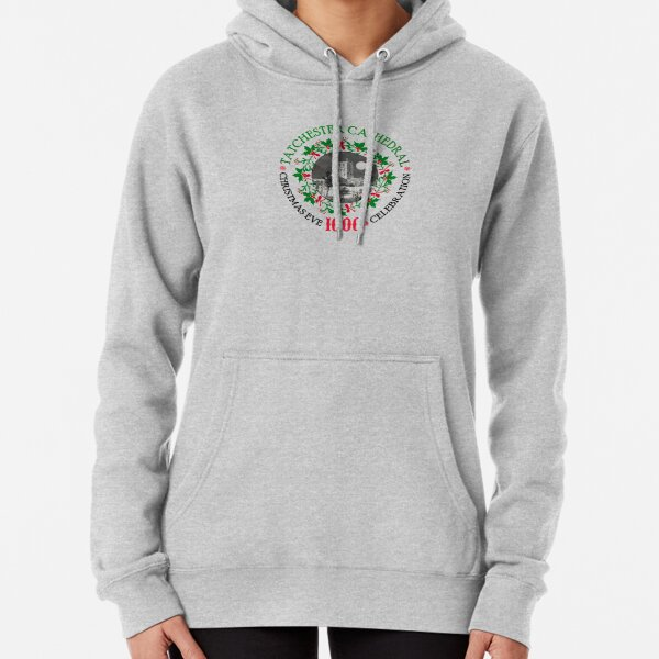 TATCHESTER CATHEDRAL (The Box of Delights) Pullover Hoodie