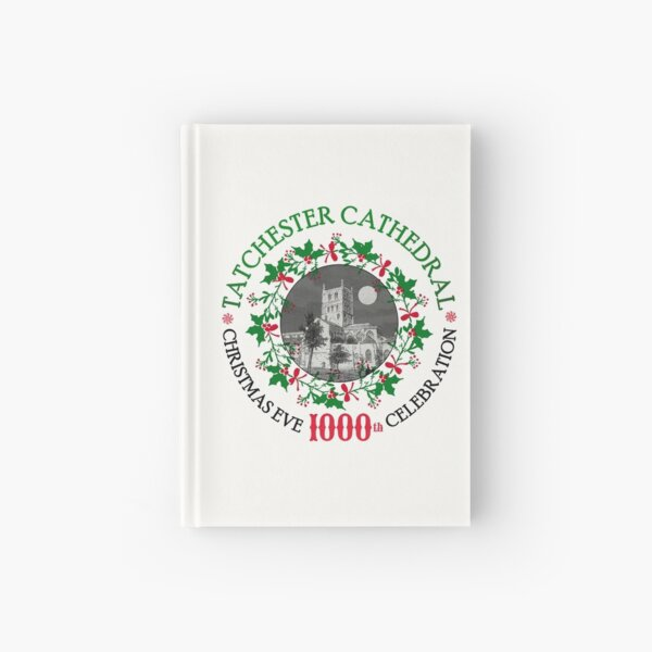 TATCHESTER CATHEDRAL (The Box of Delights) Hardcover Journal