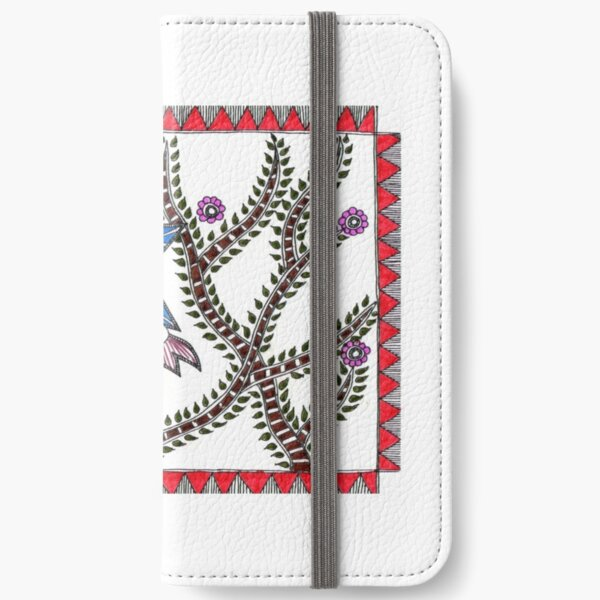 God with us - ArtResponses iPhone Wallet