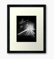 Battle of Los Angeles Framed Print