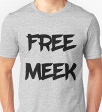 FREE MEEK Slim Fit T-Shirt