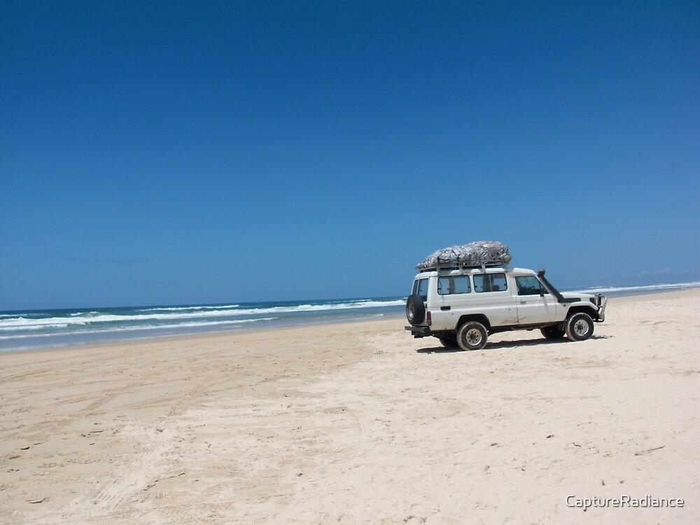 Sand Highway  by CaptureRadiance