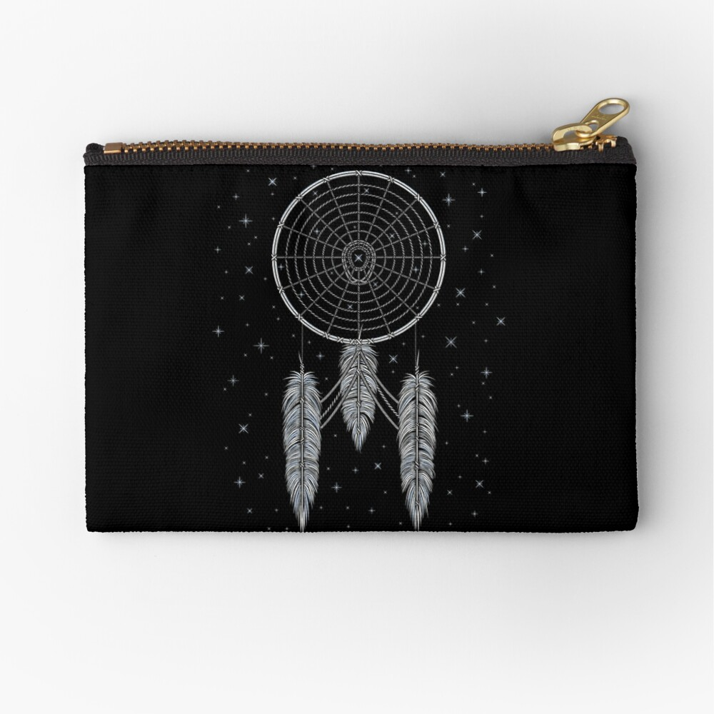 To Boldly Dream Zipper Pouch