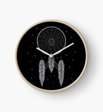 To Boldly Dream Clock