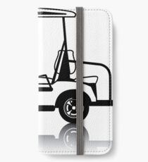 Golf Cart iPhone Wallet/Case/Skin