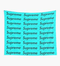 supreme Wall Tapestry