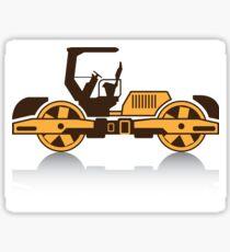 Heavy Machinery Sticker