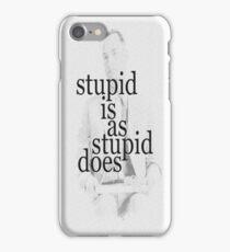 Forrest Gump - Iphone Case iPhone Case/Skin