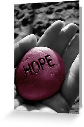 Hope by Caroline Fournier