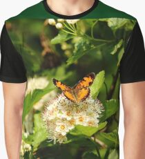 Pearl Crescent  Graphic T-Shirt