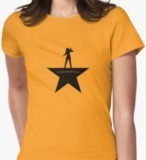 Carpenter Star Women's Fitted T-Shirt