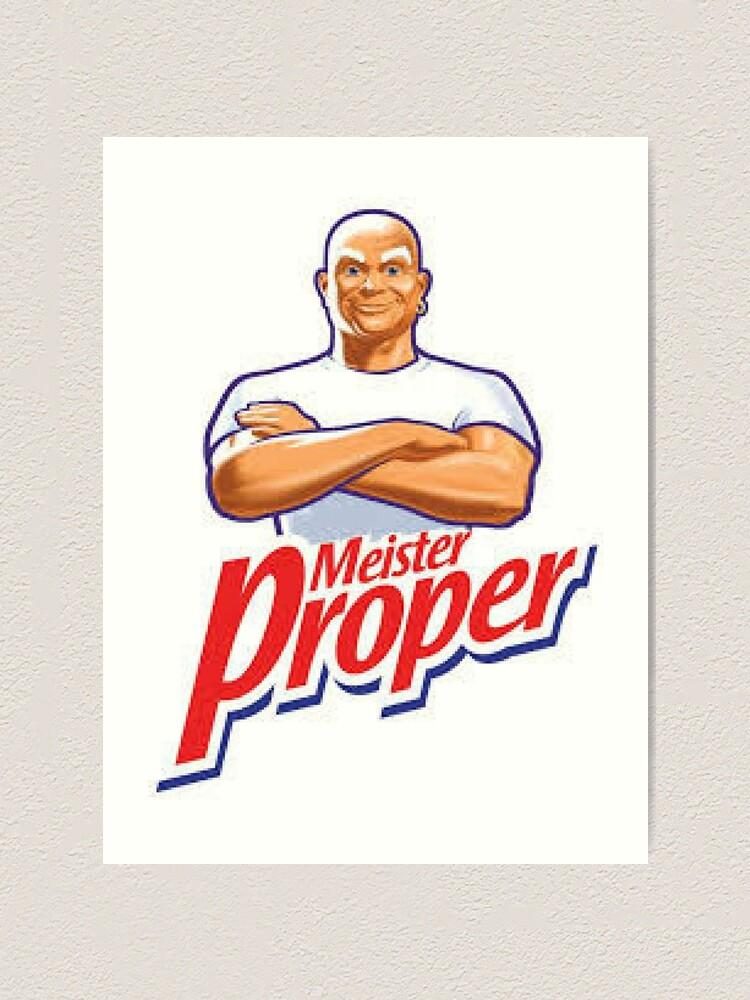 Meister Proper Logo
