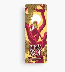 Kings of Leon - Red Rocks Amphitheatre October 02, 2017 Canvas Print