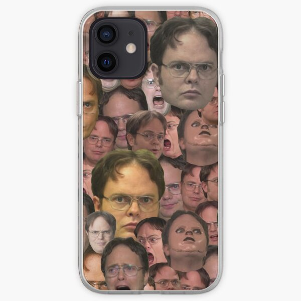 Best of Dwight Schrute iPhone Soft Case