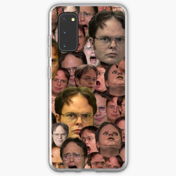 Best of Dwight Schrute Samsung Galaxy Soft Case