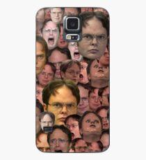 Das Beste von Dwight Schrute Hülle & Klebefolie für Samsung Galaxy